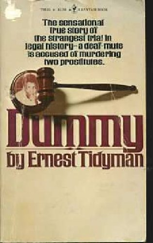 DUMMY (by the author of Shaft): Tidyman, Ernest