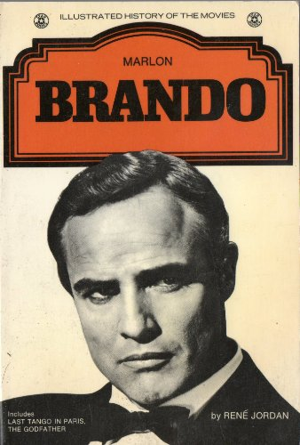9780352300621: Marlon Brando (Illustrated History of the Movies)