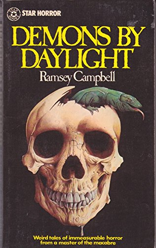 9780352300645: DEMONS BY DAYLIGHT: Potential; The End of a Summer's Day; At First Sight; The Franklyn Paragraphs; The Interloper; The Sentinels; The Guy; The Old Horns; The Lost; The Stocking; The Second Staircase; Consussion; The Enchanted Fruit; Made in Goatswood