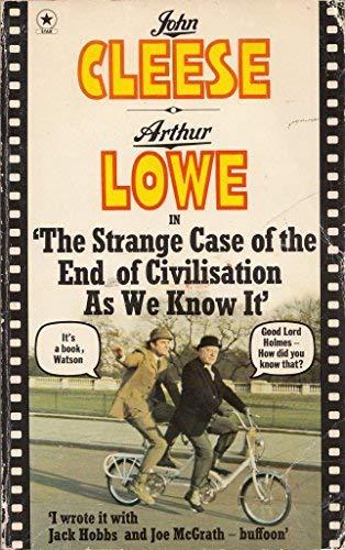 "John Cleese and Arthur Lowe in ""The: John Cleese, Jack"
