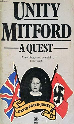 9780352301499: Unity Mitford - A Quest