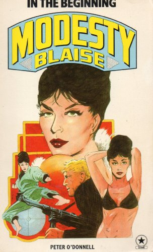 9780352301819: Modesty Blaise: In The Beginning: Comprising LA Machine and The Long Lever