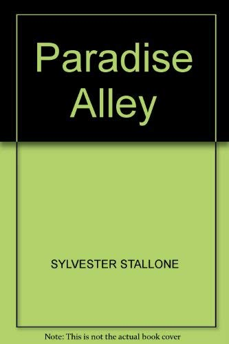 9780352302403: Paradise Alley