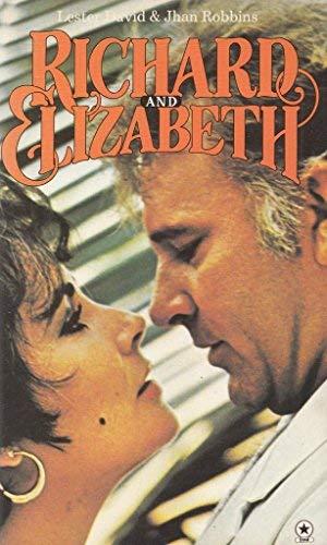 9780352303301: Richard and Elizabeth: Richard Burton and Elizabeth Taylor
