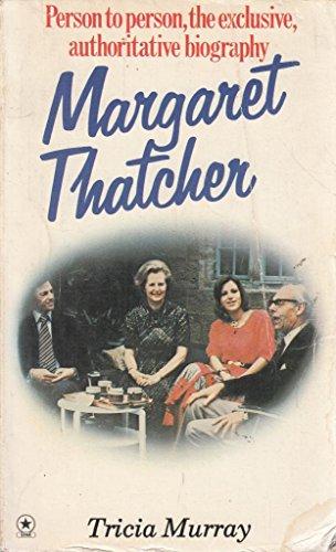9780352303417: Margaret Thatcher