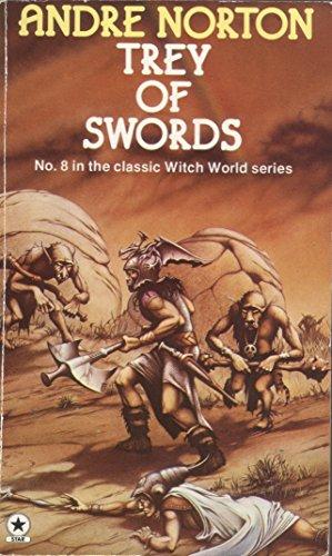 9780352303769: Trey of Swords