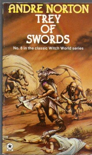 Trey of Swords (9780352303769) by ANDRE NORTON