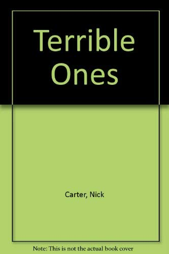 9780352304216: The Terrible Ones