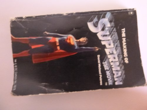 9780352304520: The Making of Superman the Movie