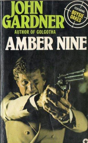 9780352304605: Amber Nine