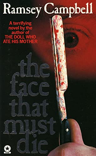 9780352305398: Face That Must Die, The
