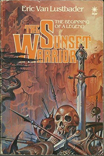 SUNSET WARRIOR (THE SUNSET WARRIOR SEQUENCE) (0352306750) by ERIC LUSTBADER