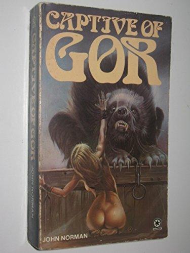 9780352307125: Captive of Gor