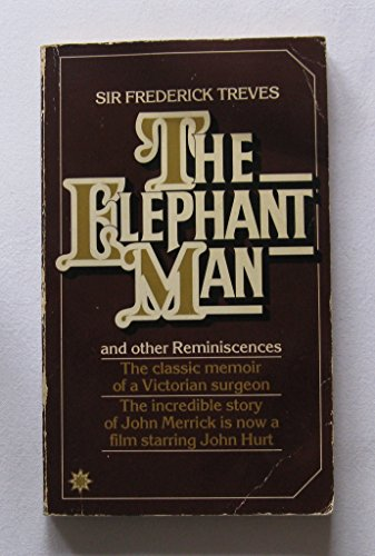 9780352307477: Elephant Man and Other Reminiscences