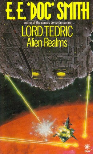 9780352307705: Alien Realms (Lord Tedric, No. 4)