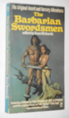9780352308313: The Barbarian Swordsmen