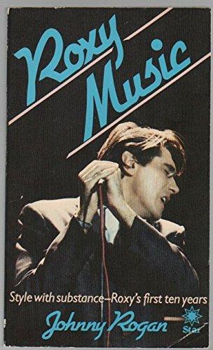 Roxy Music (9780352310767) by Johnny Rogan