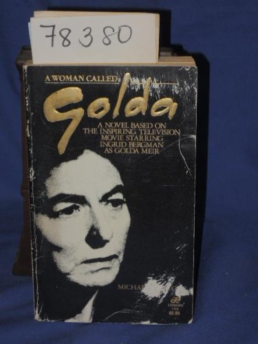 9780352311870: Woman Called Golda