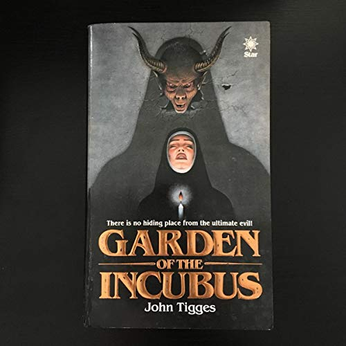 9780352311986: Garden of the Incubus