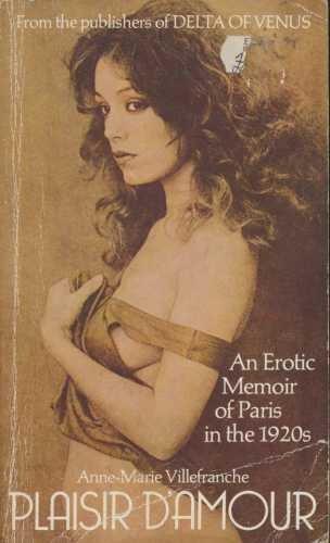 9780352312020: Plaisir D'Amour (A Star book)