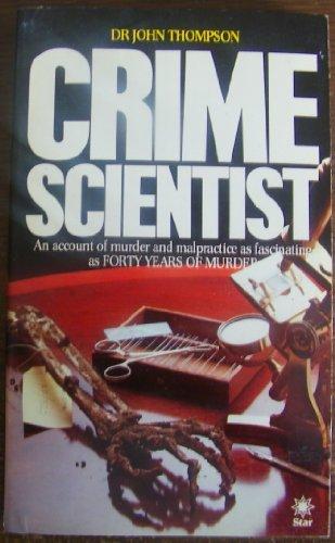 9780352312389: Crime Scientist