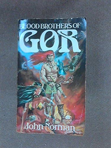 9780352312792: Blood Brothers of Gor (A Star book)