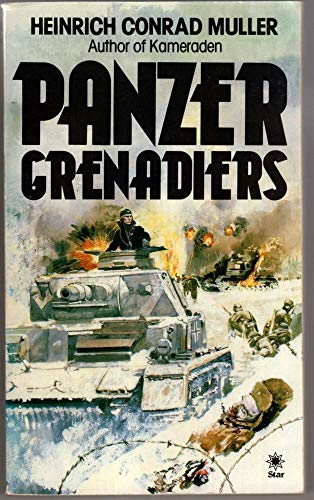 9780352313409: Panzer Grenadiers (A Star book)