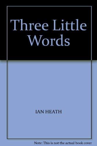 9780352313898: Three Little Words