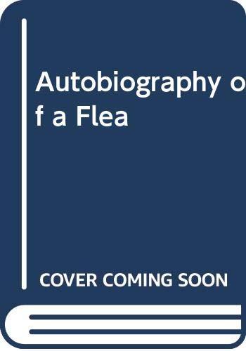 Autobiography of a Flea: Anonymous,(Stanislas De Rhodes)
