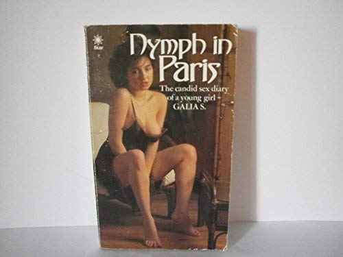 9780352314567: Nymph in Paris