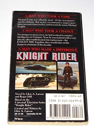 9780352314994: Knight Rider #2: Trust Doesn't Rust
