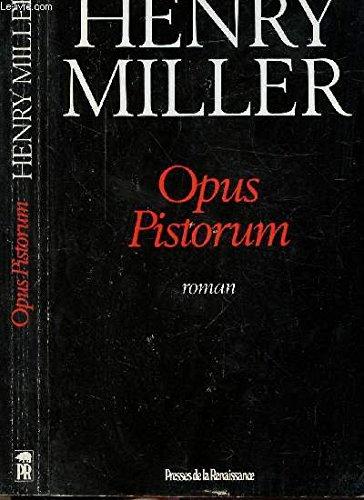9780352315205: Opus Pistorum Export Only