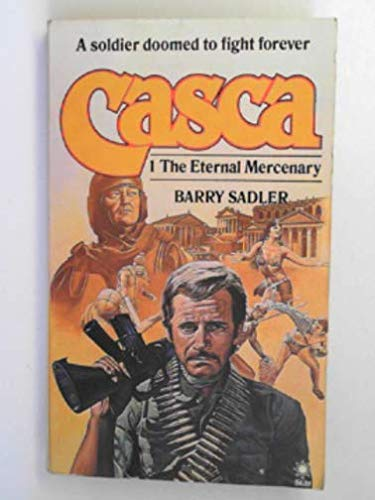 9780352315427: Casca #1-The Eternal Mercenary (A Star book)