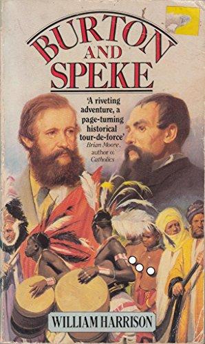 9780352315700: Burton and Speke (A Star book)