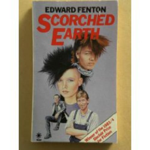 9780352316103: Scorched Earth (A Star book)