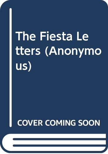 9780352317292: The Fiesta Letters