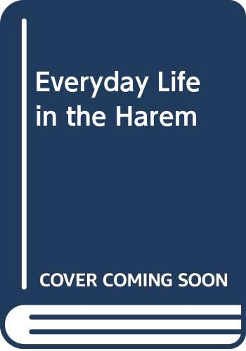 9780352317582: Everyday life in the harem