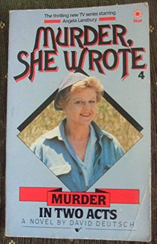 9780352317902: Murder She Wrote 4 Murder in Two acts