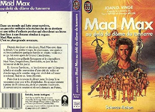 9780352317988: Mad Max-Beyond Thunderdome (A Star book)