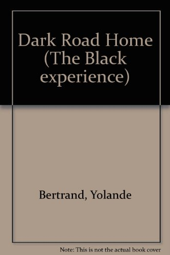 9780352318336: Dark Road Home (The Black experience)