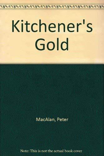 9780352319951: Kitchener's Gold