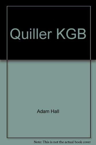 9780352320315: Quiller KGB