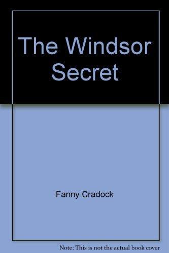 The Windsor Secret (9780352320643) by Fanny Cradock