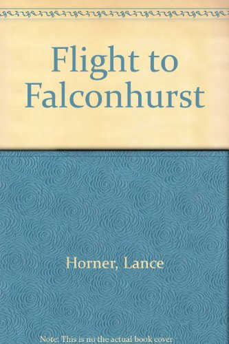 9780352320995: Flight to Falconhurst