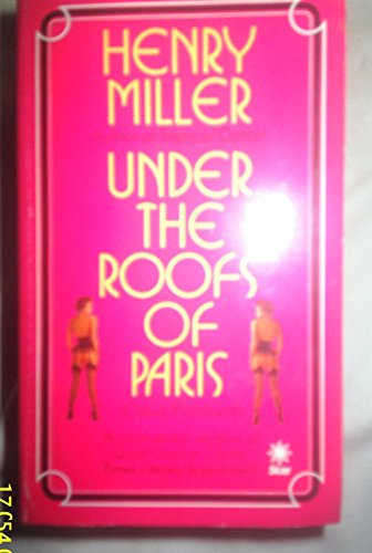 9780352321077: Under Roofs Paris Export Only