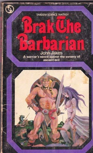 9780352321169: Brak The Barbarian