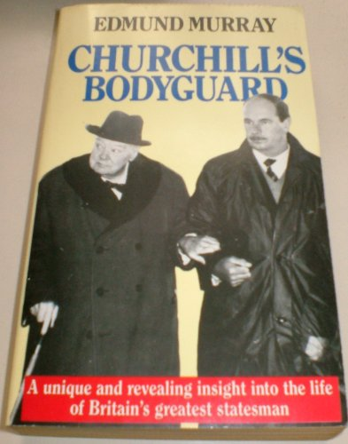 9780352321541: Churchill's Bodyguard