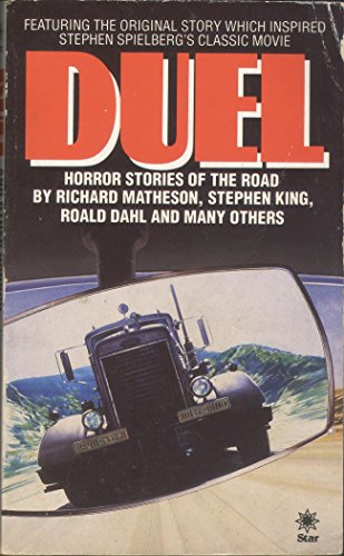 9780352321640: Duel — Horror Stories of the Road