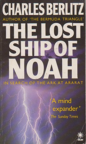 9780352321794: The Lost Ship Of Noah - In Search Of The Ark at Ararat