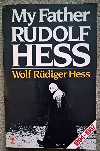 9780352322142: My father Rudolf Hess